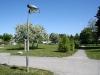 Bild på grönområde Ekerö-Väsby samfällighet